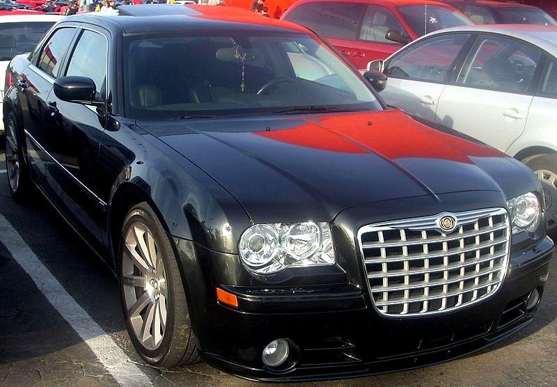 L Chrysler C Srt Front
