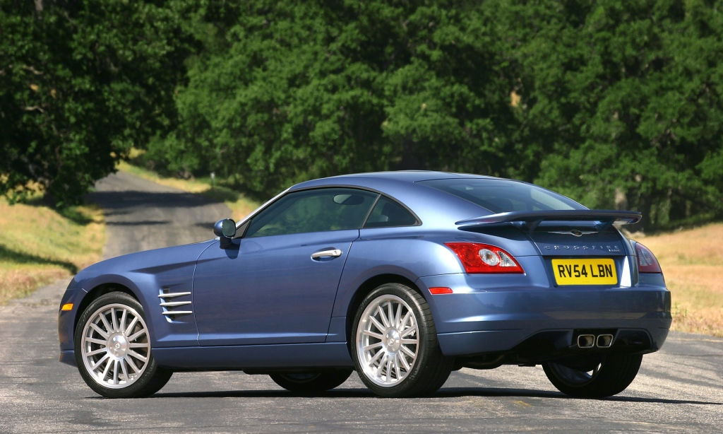 chrysler crossfire srt6. Cars Review. Best American Auto & Cars Review