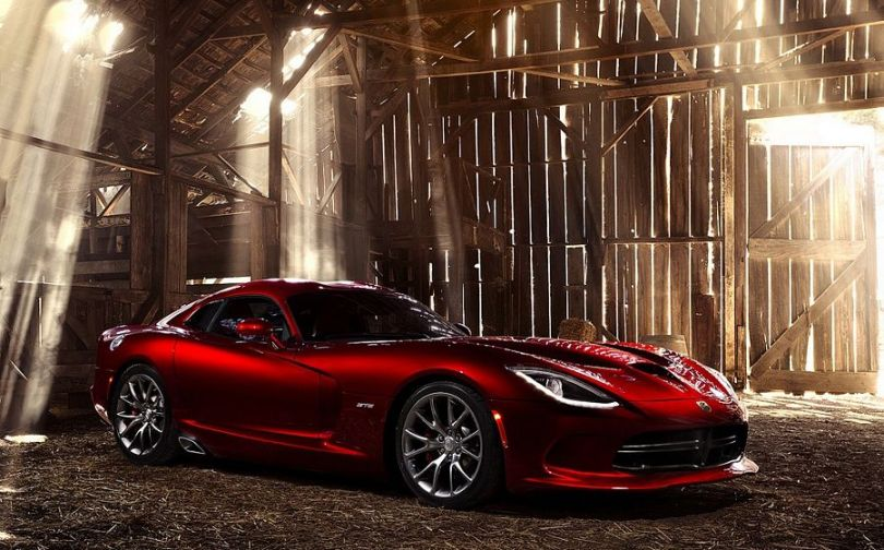 Chrysler Viper SRT