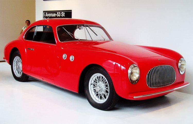 Cisitalia 202 1947 1952