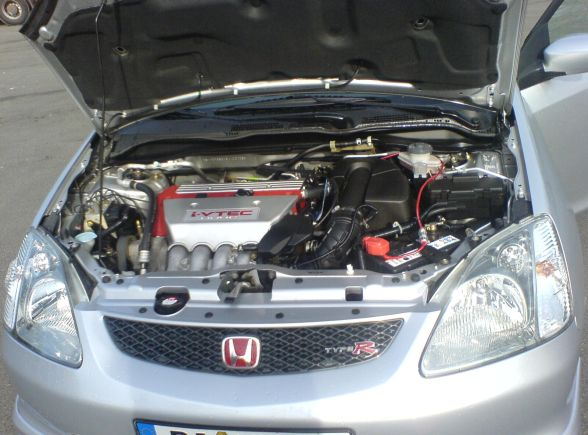 Honda Civic Type R 2001-2006