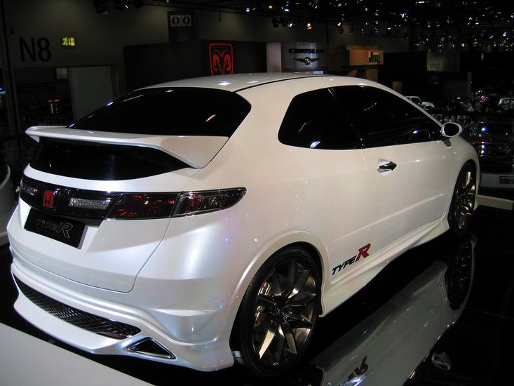 Honda Civic Type R 2006 2010