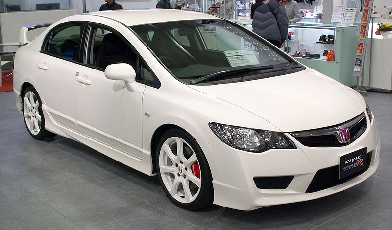 Honda Civic Type R 2006-2010