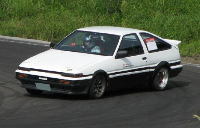 Toyota Corolla Drift Car For Sale