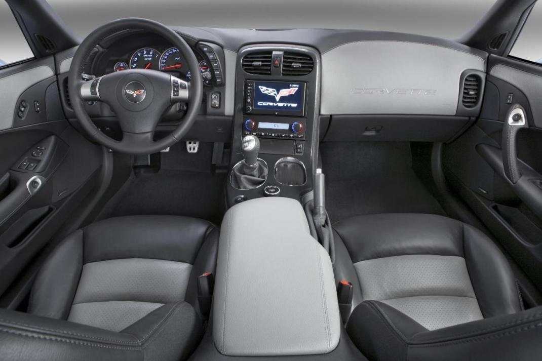 Chevrolet Corvette C6 2005 2014