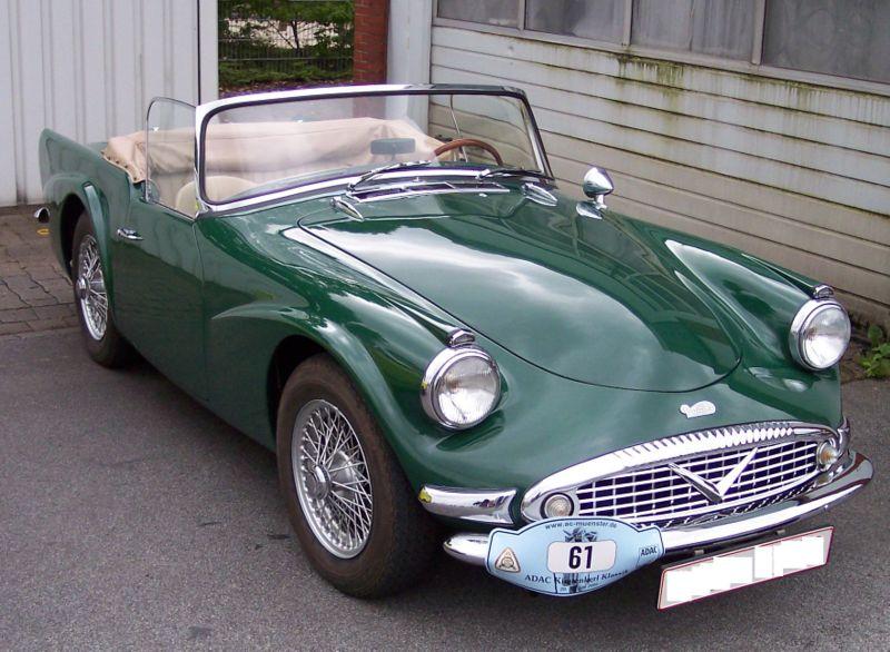 Daimler Sp250 1959 1964