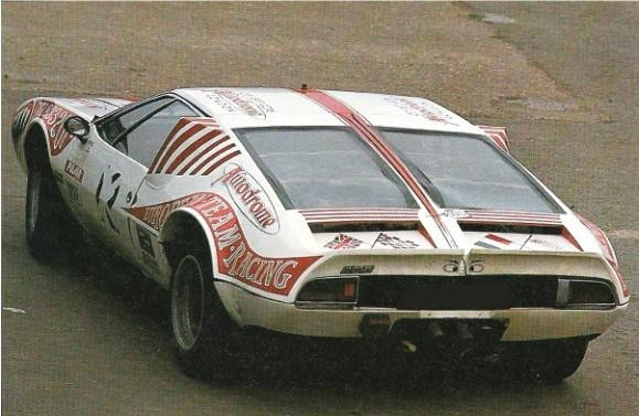 Bill Dodge Bmw >> De Tomaso Mangusta 1967-1971