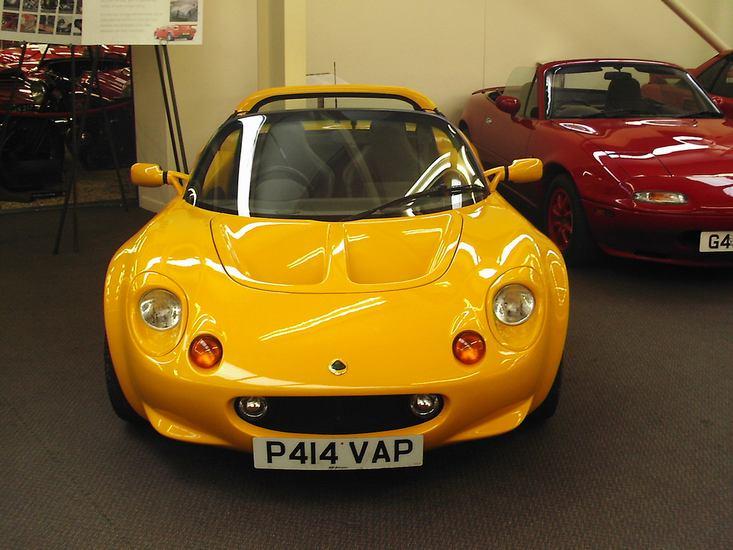 Lotus Elise Series 1 1996 2001