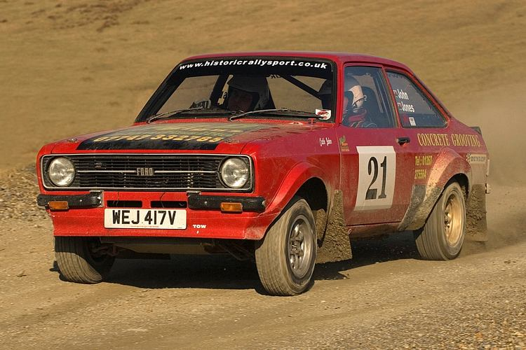 Ford Escort Mk2 Mexico & RS 1975-1980