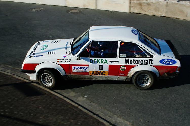 Escort mk 2 rs 2000