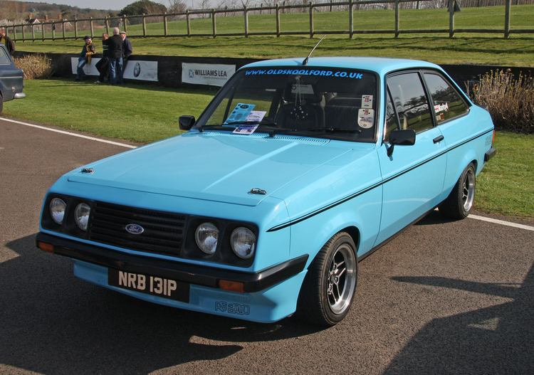 Ford escort mk2 mexico rs 1975 1980