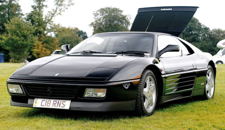 Ferrari 348 1989 1995