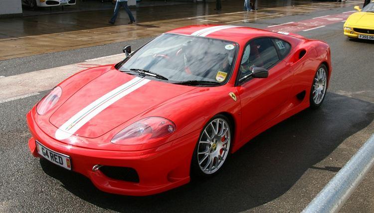 Ferrari 360 modena 0-60