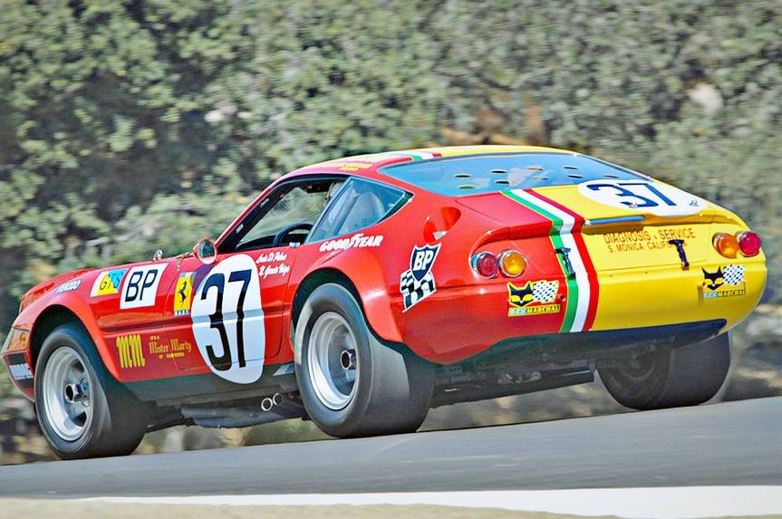Used BMW 5 Series >> Ferrari Daytona 1968-1974