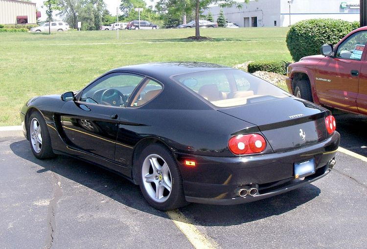 Ferrari 456 GT (1992-2003)