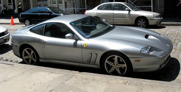 Ferrari 575 2002 2006