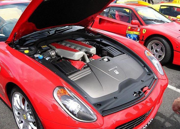 Ferrari 599 GTB 2006-2012 & GTO 2010