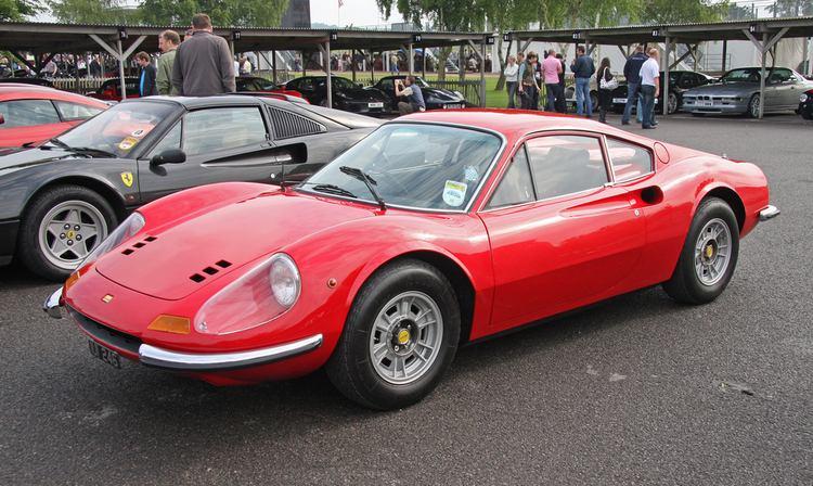 Ferrari Dino 246 1969 1974