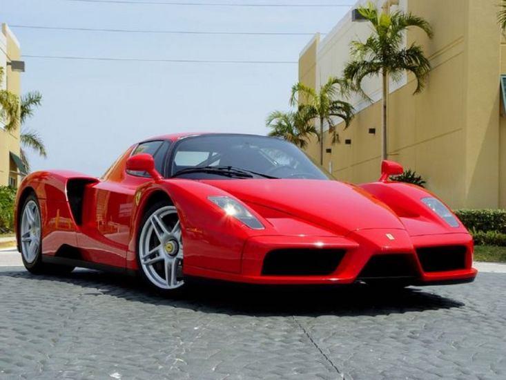 Ferrari Enzo 2002 2004