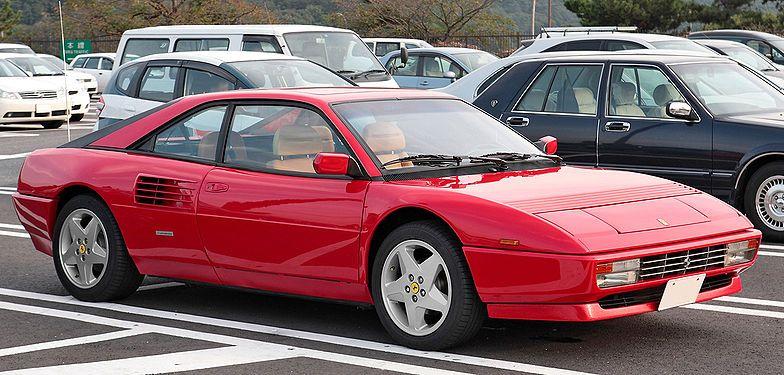 Ferrari Mondial 8 (1980-1982)