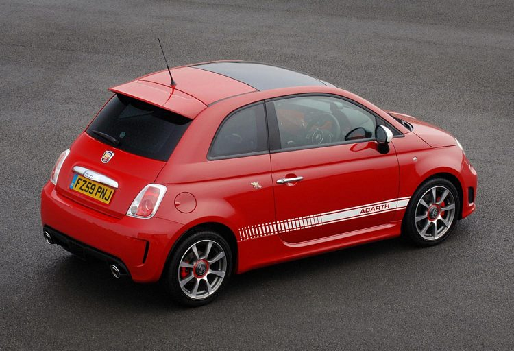 Fiat 500 Abarth 0 60 >> Fiat Abarth 500 2008 on