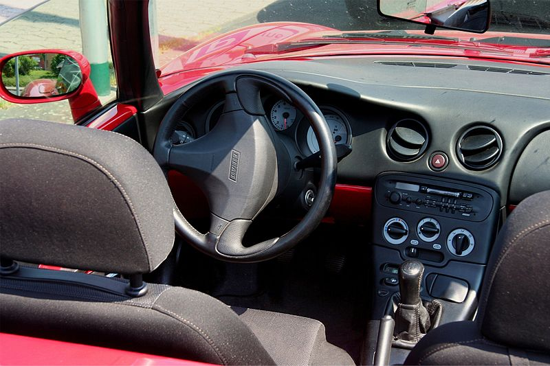 Fiat Barchetta 1995 2005