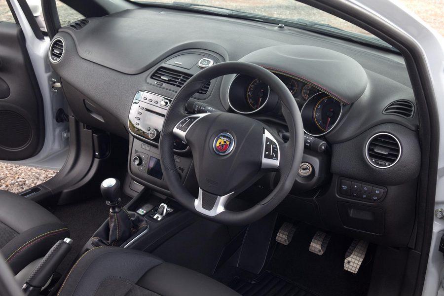 Audi 0 60 >> Fiat Punto Evo Abarth 2010-2013