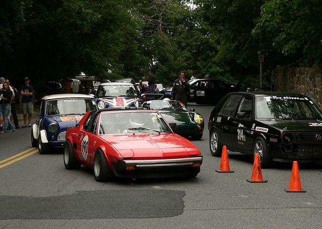 L Fiat X Race Car