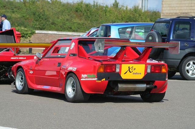 L Fiat X Racer on Alfa Romeo Engine