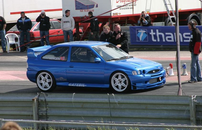 Ford Escort Rs Cosworth 1992 1996