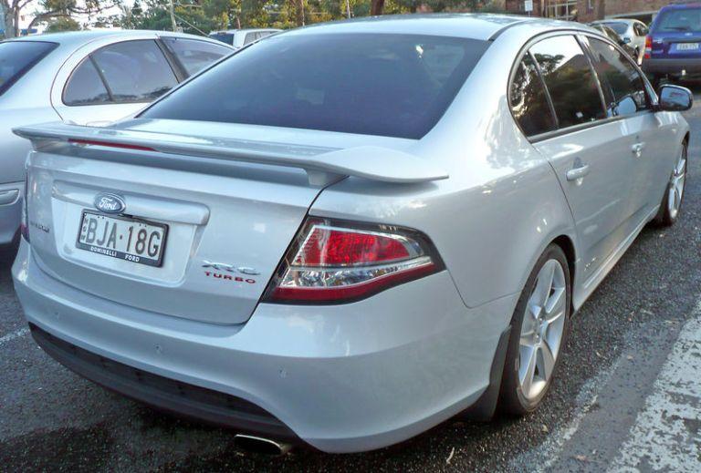Ford Falcon Ba 2002 2005