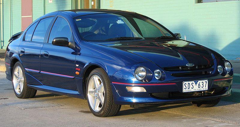 Falcon AU 1998-2002