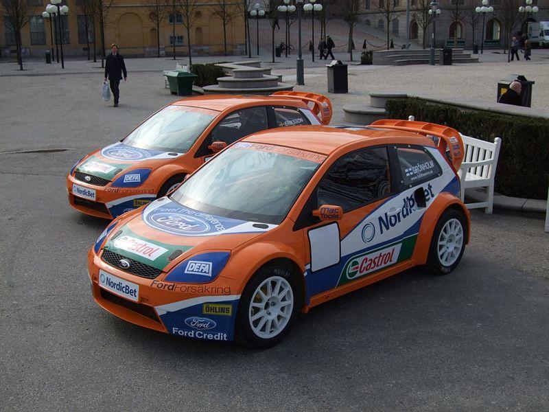 Ford Fiesta St 2005 2008