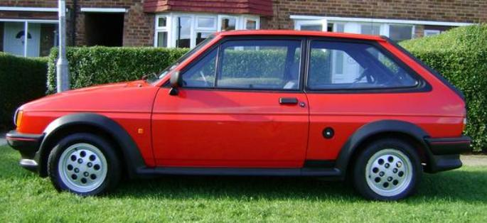 Ford Fiesta Xr2 Mk1 1981 1983 Amp Mk2 1984 1989