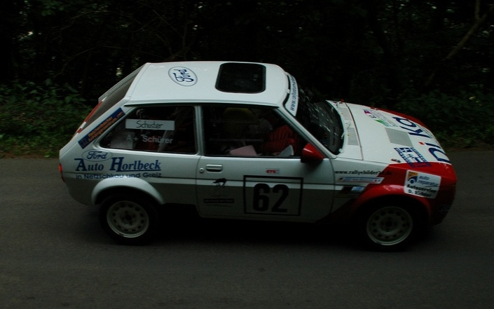 1981 Ford Fiesta XR2 related infomation,specifications ...