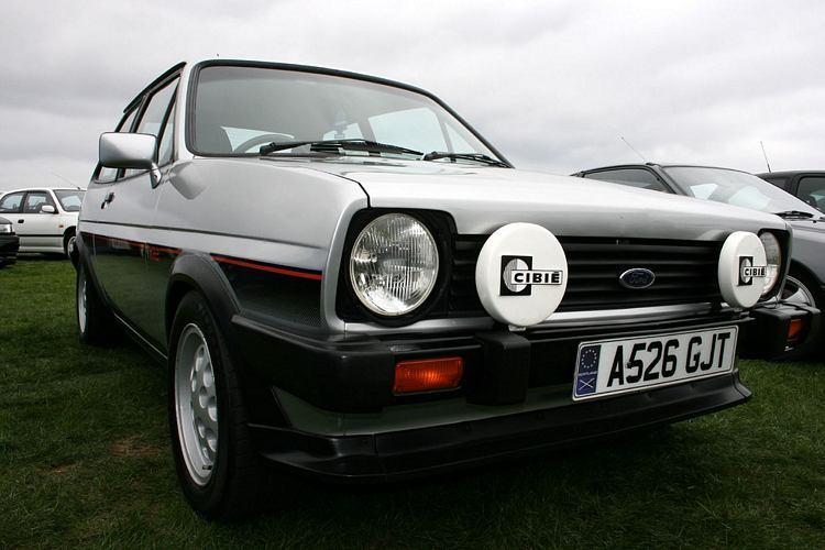 Ford Fiesta Xr