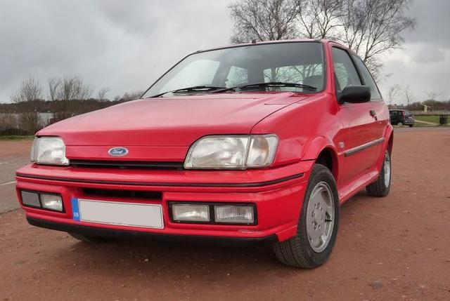 Ford Fiesta Xr2i 1989 1994