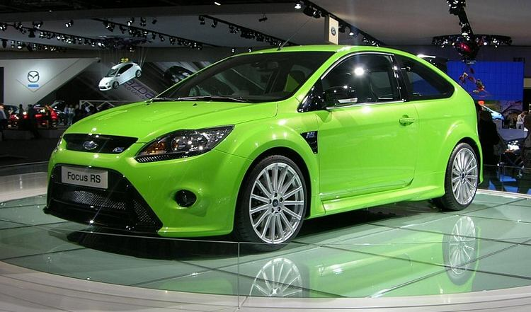 Ford Focus Rs Mk2 2009 2010