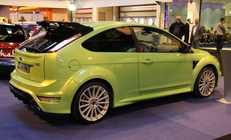 Focus St 0 60 >> Ford Focus RS Mk2 2009-2010