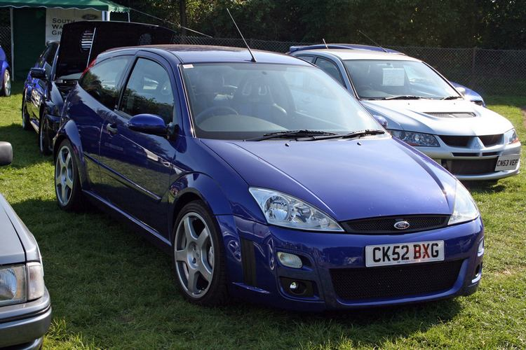 L Ford Focus Rs