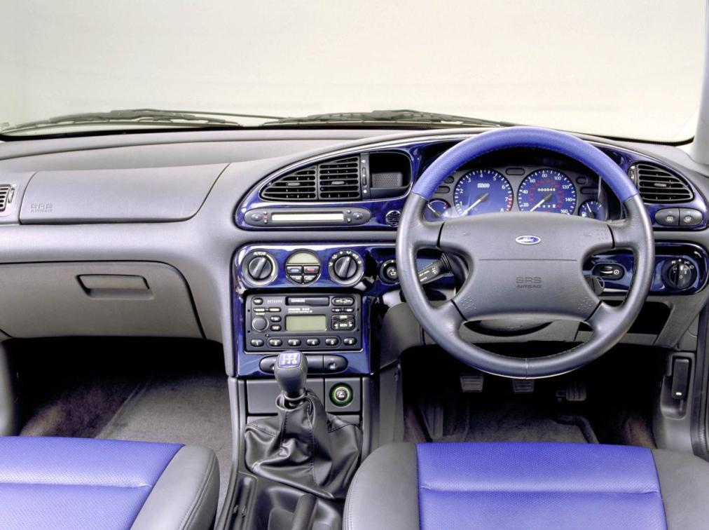 Ford st200 for Interior ford mondeo