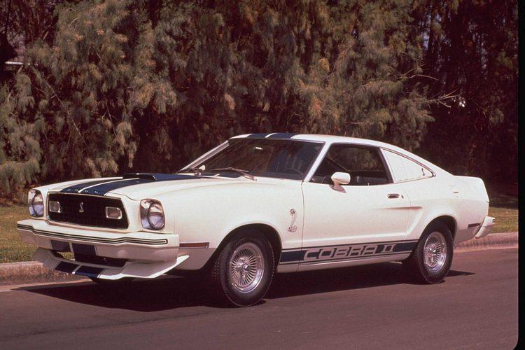 Ford Mustang 2nd Gen II (1976)