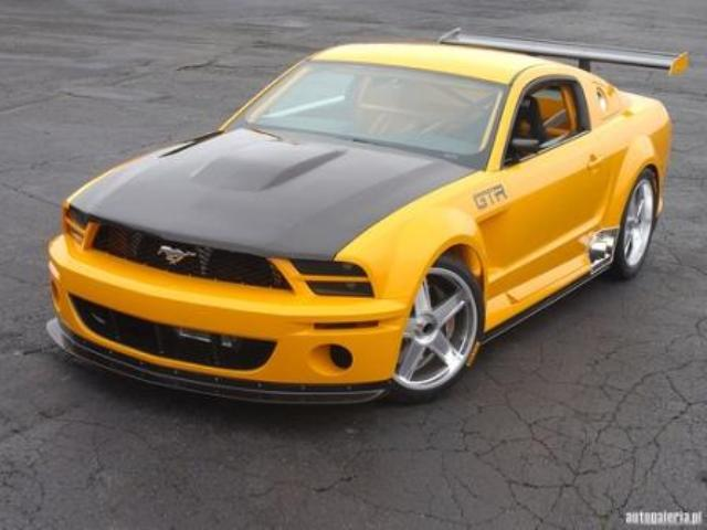 Ford Mustang 5th Gen 2005-2014
