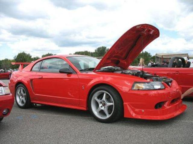 2004 Ford Mustang Svt Cobra. Ford Mustang 4th Gen 1994-2004