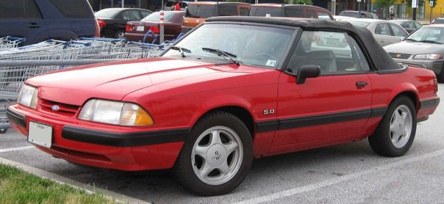 Ford Mustang 3rd Gen 1979 1993