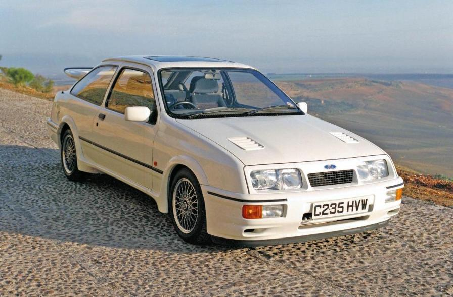 ford sierra rs cosworth 1985 1993. Black Bedroom Furniture Sets. Home Design Ideas