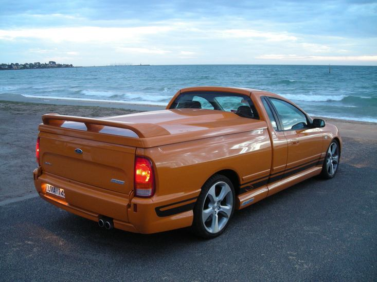 Ford XR8 Ute