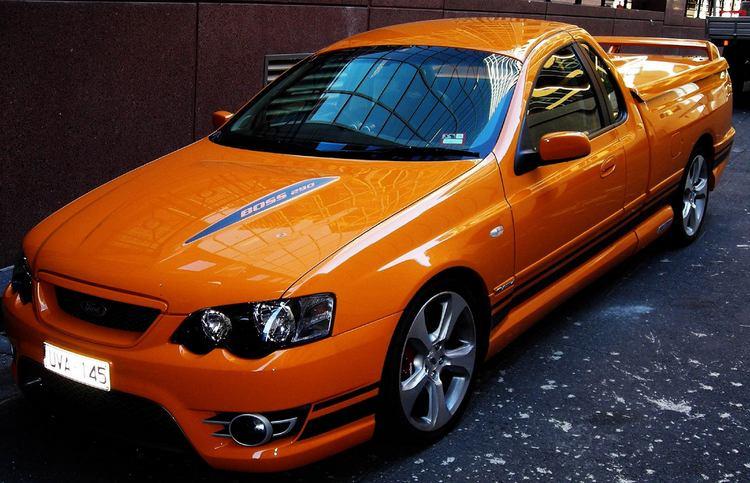 Ford XR8 Ute