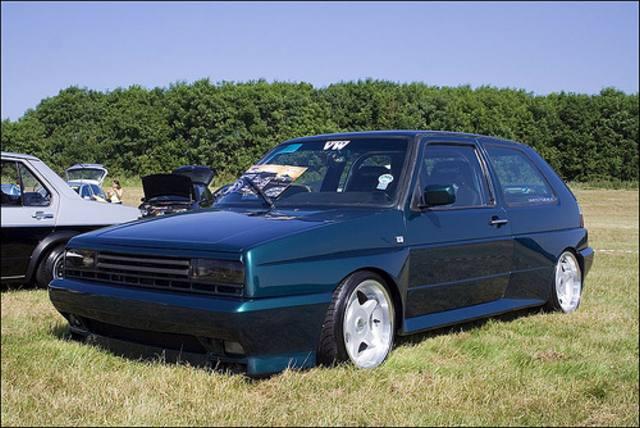 Vw Golf Mk2 1984 1992