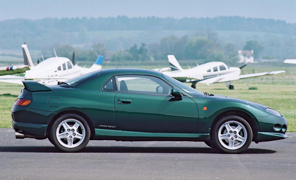 Mitsubishi Fto 1994 2000